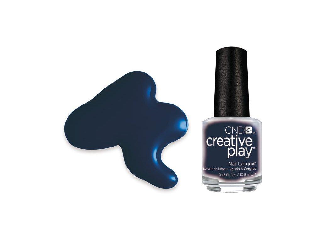 CND CND™ Creative Play™ LAK - NAVY BRAT (435) 0.46oz (13,6 ml)
