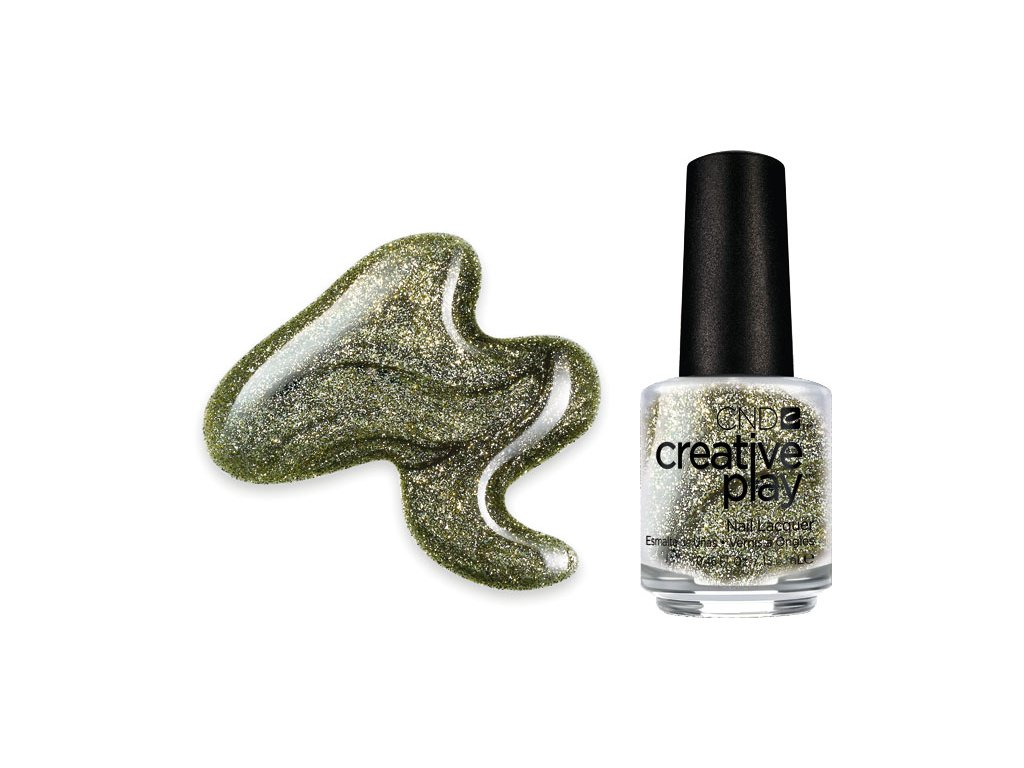 CND CND™ Creative Play™ LAK - OLIVE FOR MOMENT (433) 0.46oz (13,6 ml)