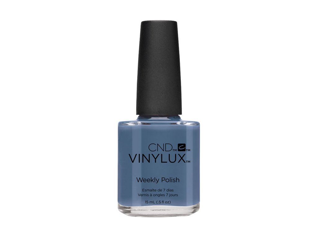 CND VINYLUX - WEEKLY POLISH - sơn móng một tuần - DENIM PATCH (226) 0.5oz (15ml)