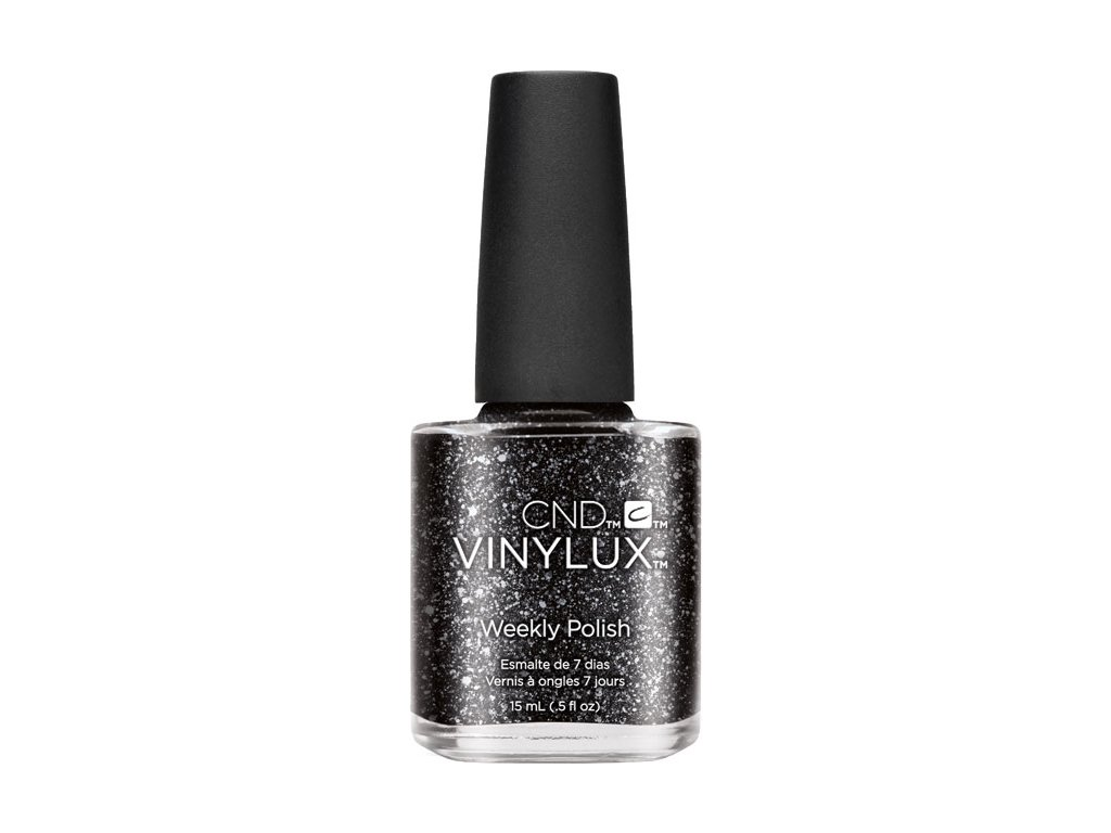 CND VINYLUX - WEEKLY POLISH - sơn móng một tuần - DARK DIAMONDS (230) 0.5oz (15ml)