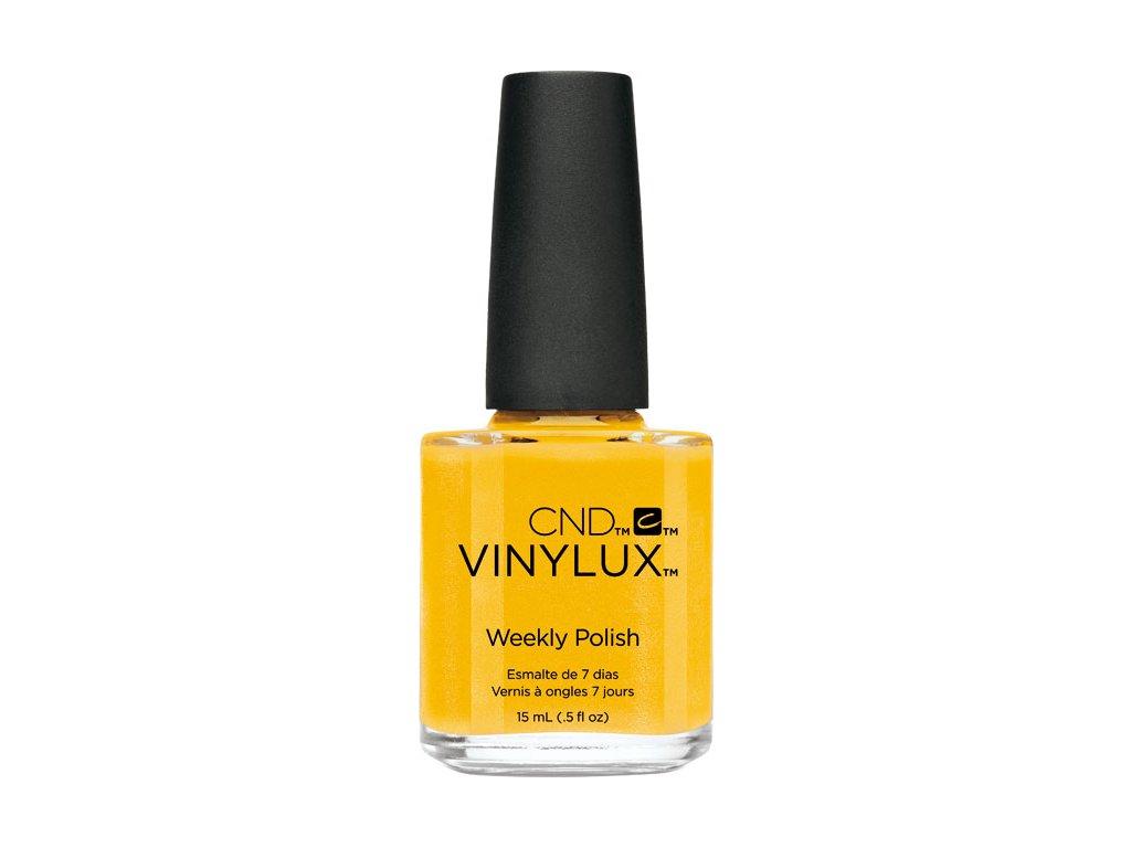 CND VINYLUX - WEEKLY POLISH - sơn móng một tuần - BANANA CLIPS (239) 0.5oz (15ml)