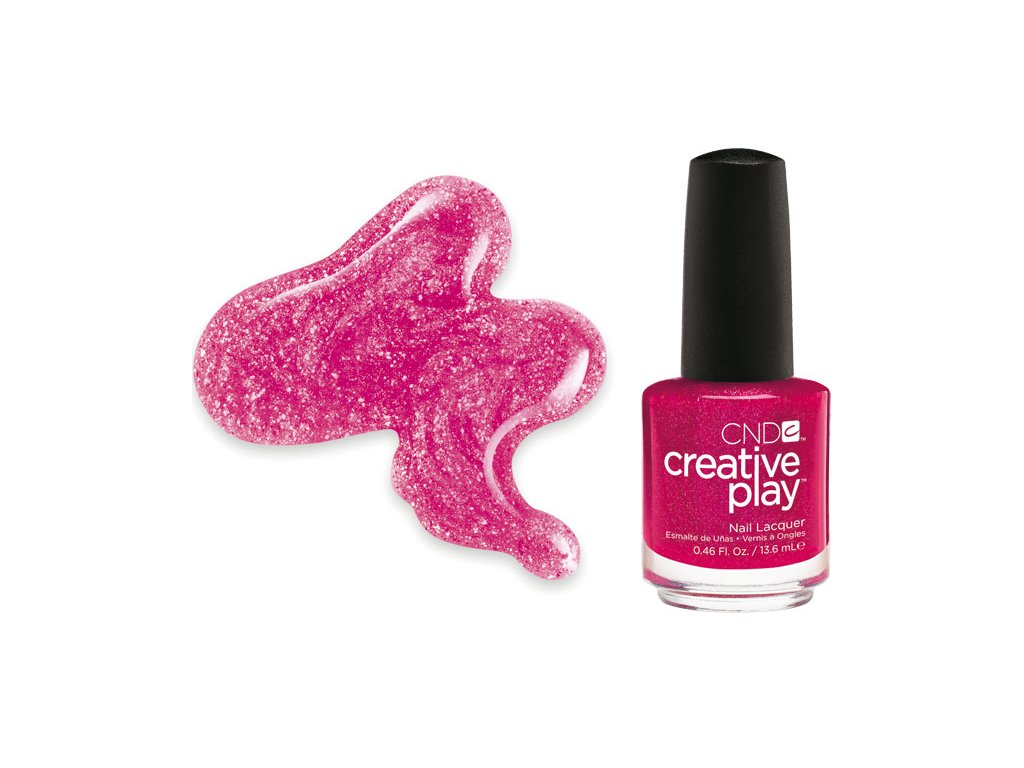CND CND™ Creative Play™ LAK - CHERRY-GLO-ROUND 0.46oz (13,6 ml)