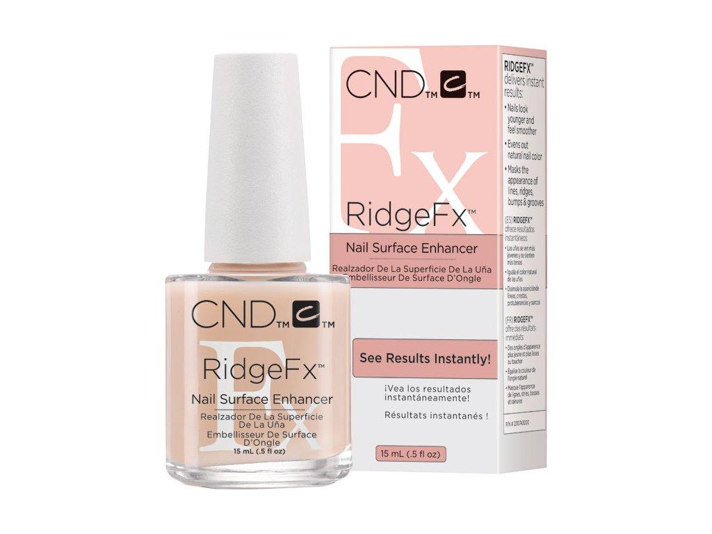 CND RIDGEFX™ 0.5oz (15ml) - làm phẳng bề mặt, lấp các đường lằn, che các khuyết khuyết, làm móng
