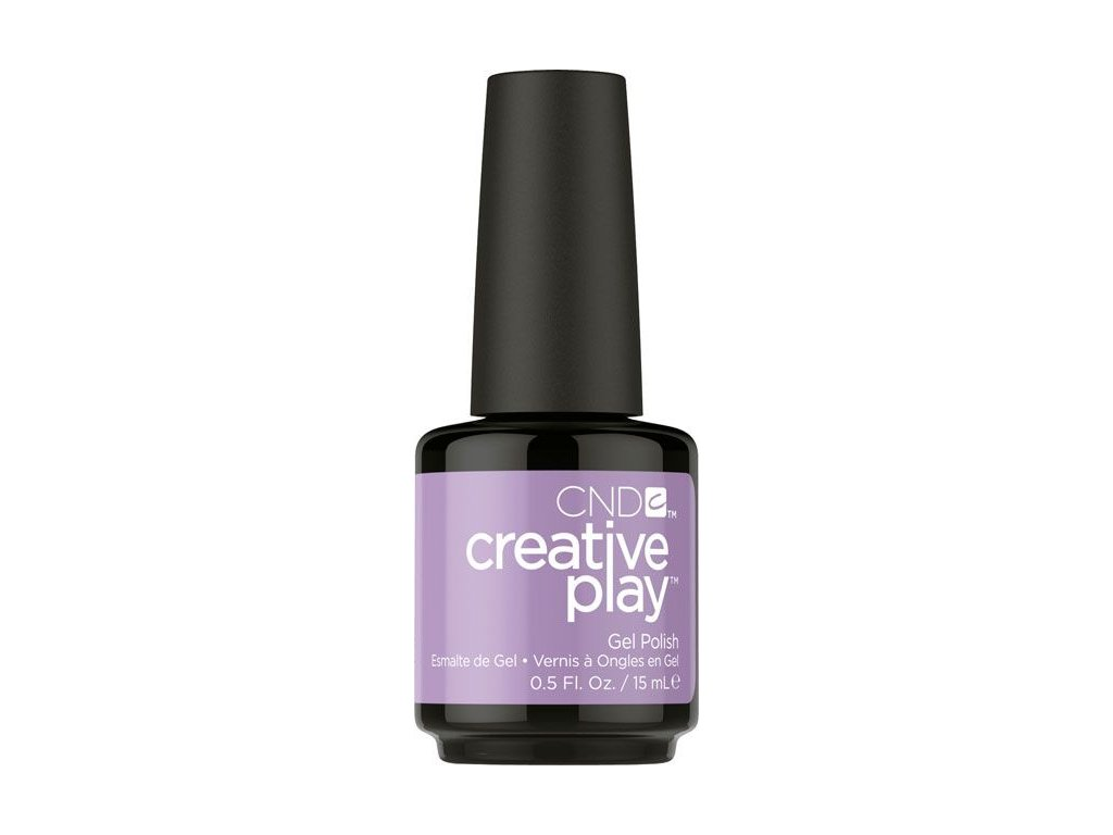 CND CND™ Creative Play™ SƠN-GEL - A LILACY STORY (443) 0.5oz (15ml)