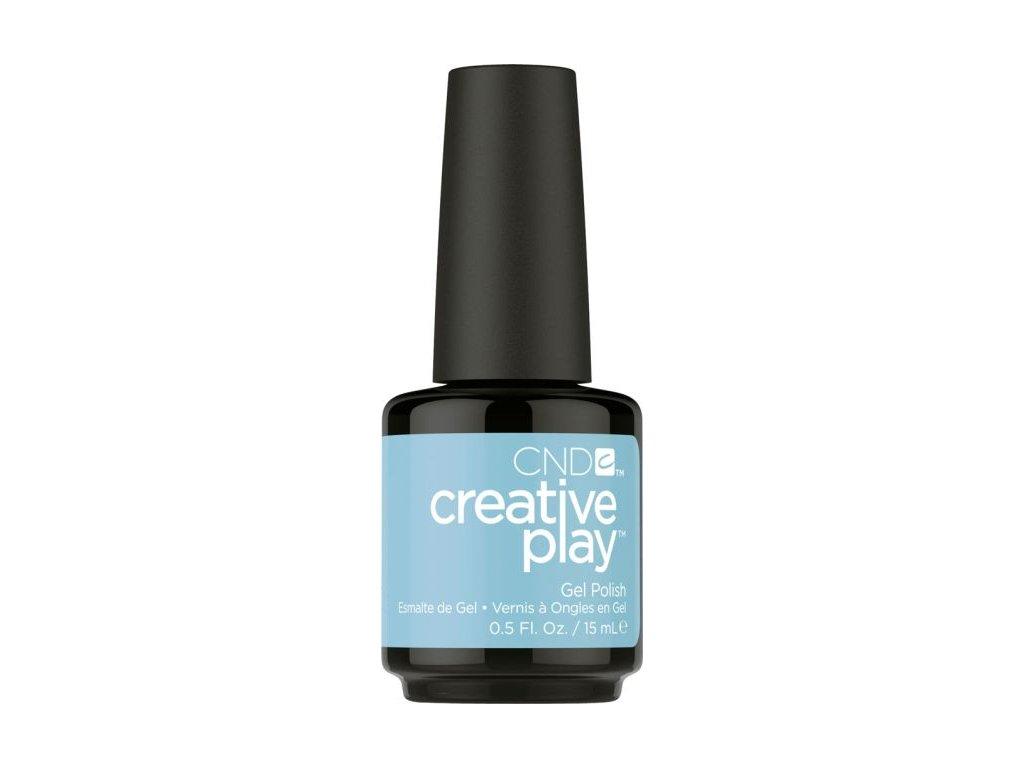 CND CND™ Creative Play™ SƠN-GEL - AMUSE-MINT (492) 0.5oz (15ml)