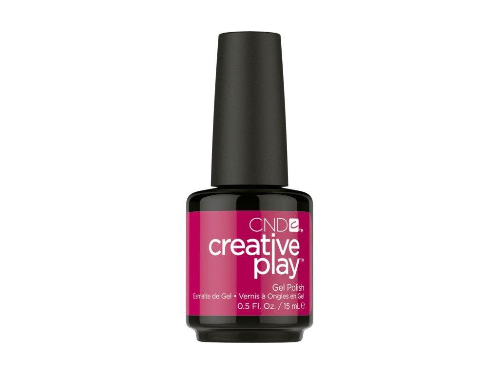 CND CND™ Creative Play™ SƠN-GEL - FUCHSIA FLING (500) 0.5oz (15ml)