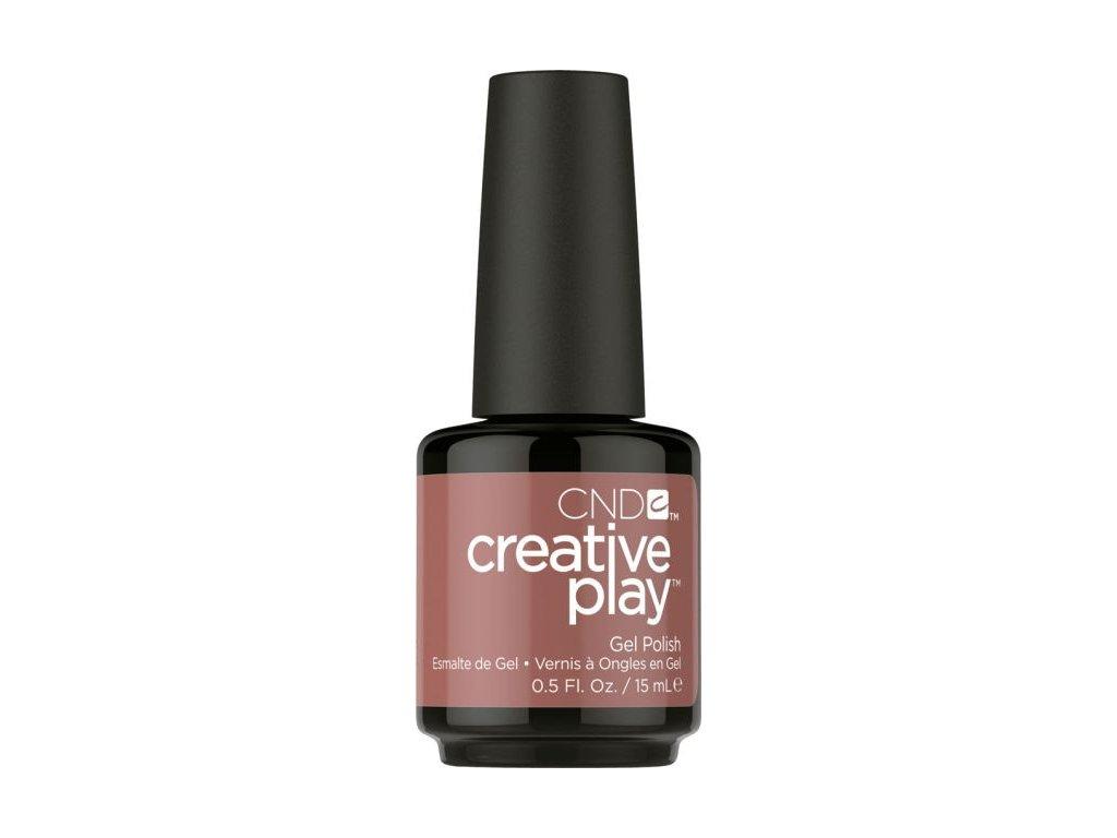 CND CND™ Creative Play™ SƠN-GEL - NUTTIN TO WEAR (418) 0.5oz (15ml)