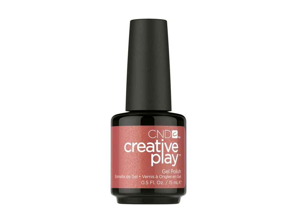 CND CND™ Creative Play™ GELLAK - PERSIMMON ALITY (419) 0.5oz (15ml)