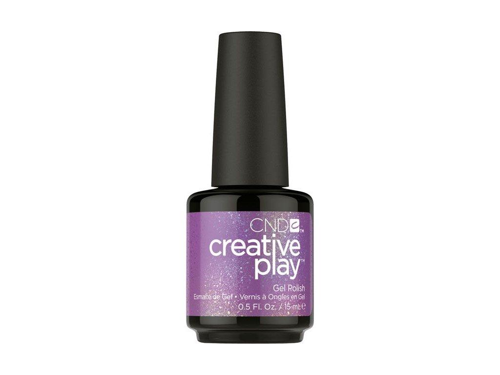 CND CND™ Creative Play™ SƠN-GEL - POSITIVELY PLUMSY (475) 0.5oz (15ml)