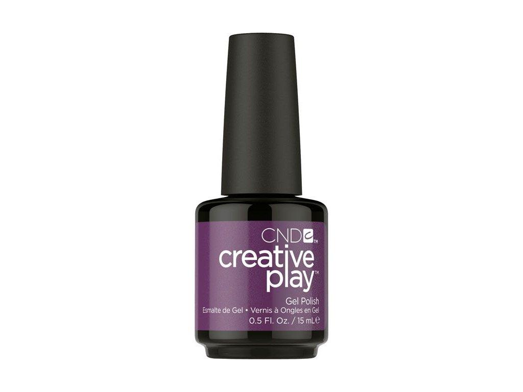 CND CND™ Creative Play™ GELLAK - RAISIN EYEBROWS (444) 0.5oz (15ml)