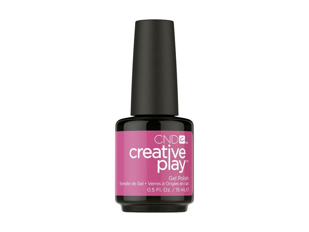 CND CND™ Creative Play™ GELLAK - READ MY TULIPS (472) 0.5oz (15ml)