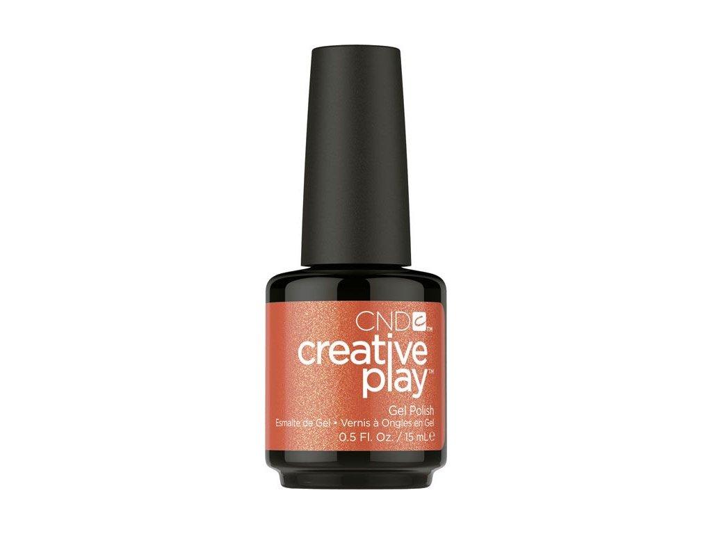 CND CND™ Creative Play™ SƠN-GEL - SEE YOU IN SIENNA (463) 0.5oz (15ml)