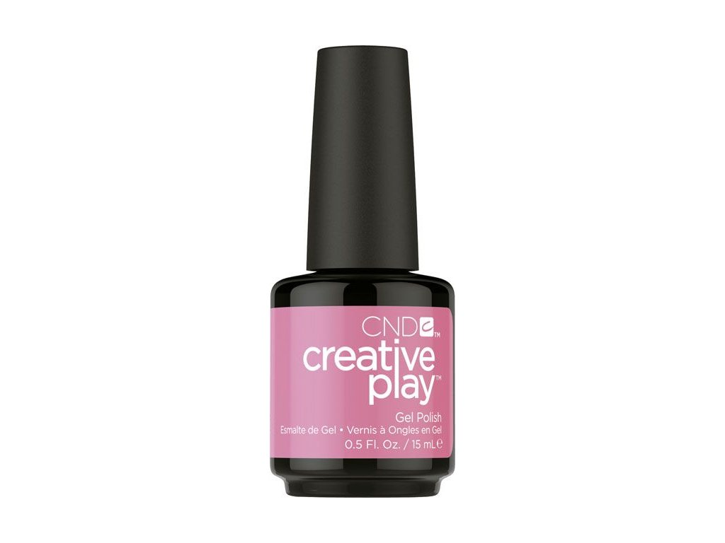 CND CND™ Creative Play™ SƠN-GEL - SEXY I KNOW IT (407) 0.5oz (15ml)