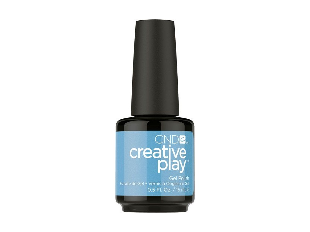 CND CND™ Creative Play™ GELLAK - SHIP NOTIZED (439) 0.5oz (15ml)