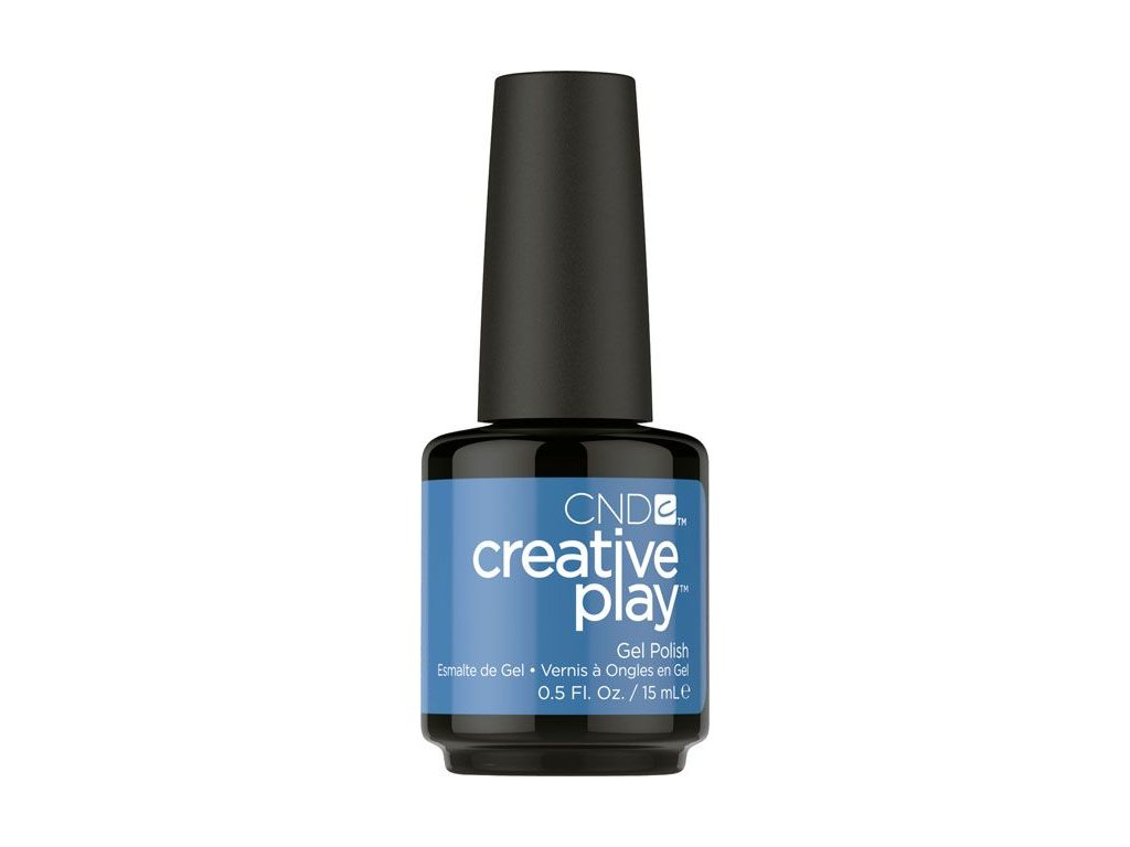 CND CND™ Creative Play™ GELLAK - SKINNY JEANS (437) 0.5oz (15ml)