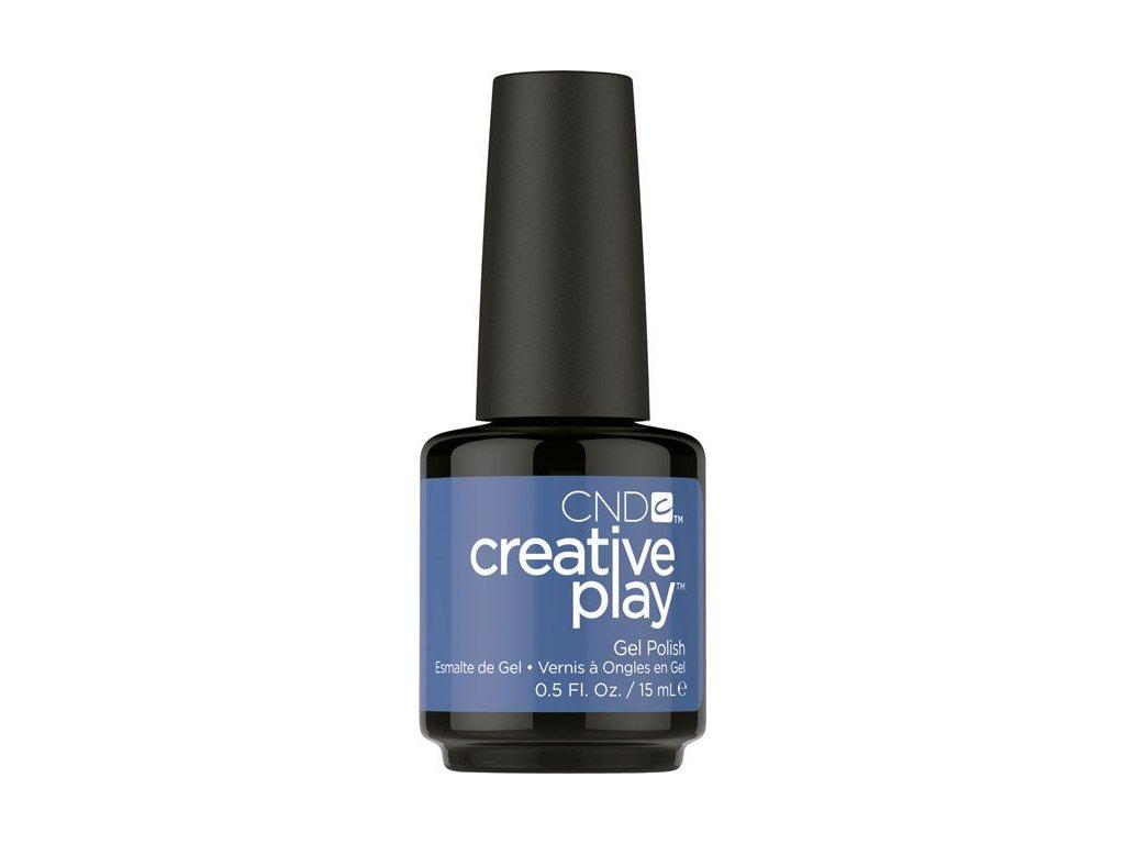 CND CND™ Creative Play™ GELLAK - STEEL THE SHOW (454) 0.5oz (15ml)