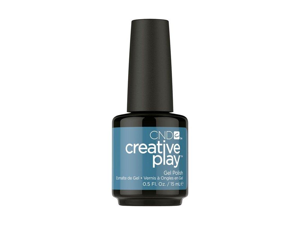 CND CND™ Creative Play™ SƠN-GEL - TEAL THE WEE HOURS (503) 0.5oz (15ml)