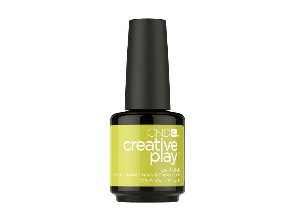 CND CND™ Creative Play™ SƠN-GEL - TOE THE LIME (427) 0.5oz (15ml)
