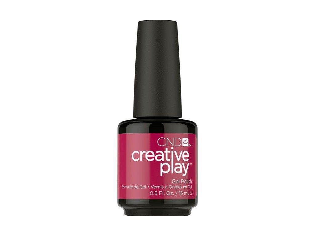 CND CND™ Creative Play™ SƠN-GEL - WELL RED (411) 0.5oz (15ml)