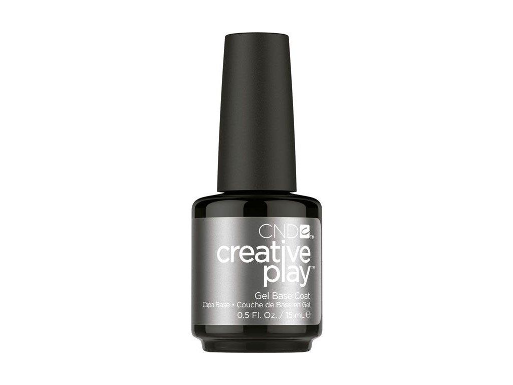 CND CND™ Creative Play™ SƠN-GEL - BASE COAT 0.5oz (15ml)