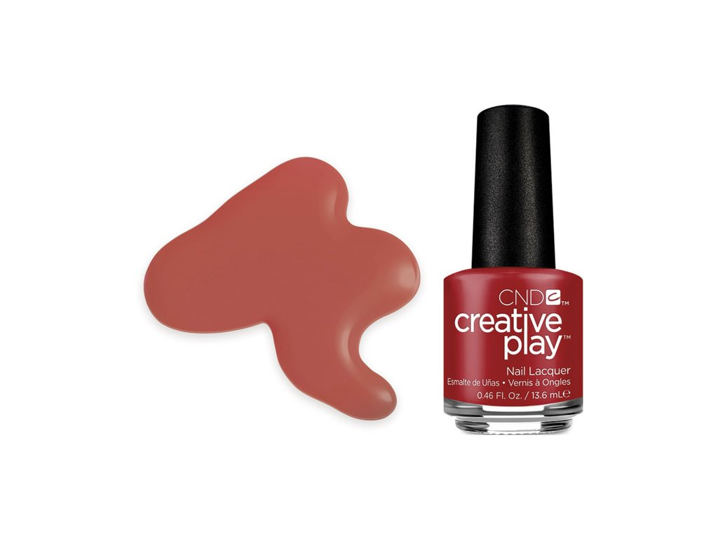 CND CND™ Creative Play™ LAK - RED TIE AFFAIR (508) 0.46oz (13,6 ml)
