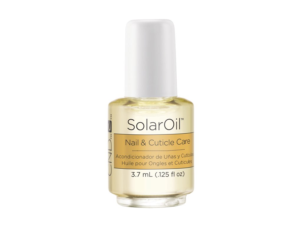 CND SOLAR OIL - dầu tự nhiên có vitamin E 0.125oz (3.7ml)
