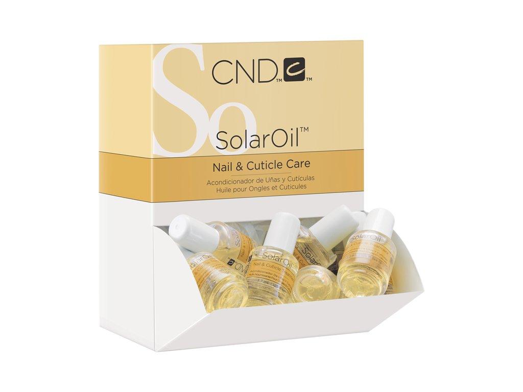 CND SOLAR OIL™ - dầu tự nhiên có vitamin E - 0.125oz (3,7ml), gói 40 c