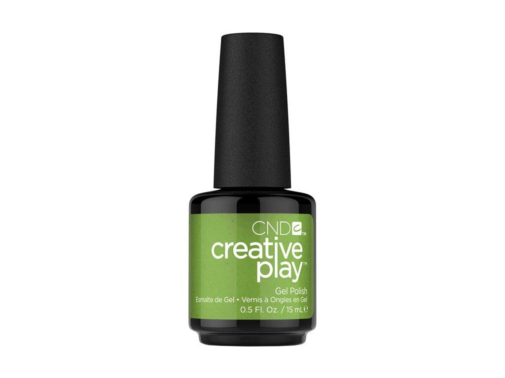 CND CND™ Creative Play™ GELLAK - PUMPED (519) 0.5oz (15ml)