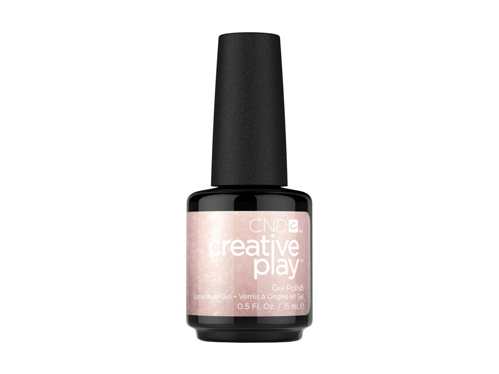 CND CND™ Creative Play™ GELLAK - TICKLED (521) 0.5oz (15ml)