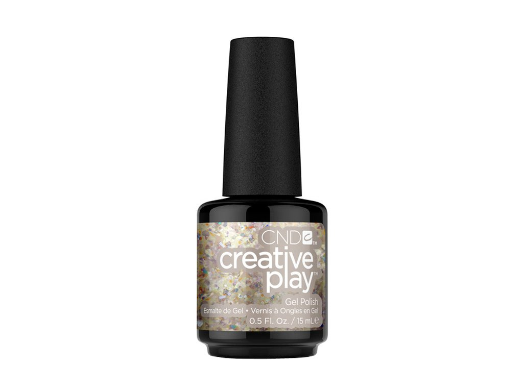 CND CND™ Creative Play™ GELLAK - ZONED OUT (522) 0.5oz (15ml)