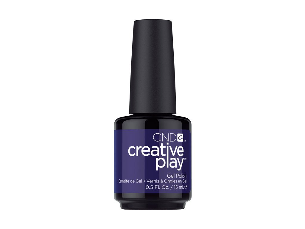 CND CND™ Creative Play™ GELLAK - STYLISH SAPPHIRE (511) 0.5oz (15ml)