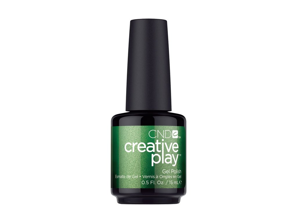CND CND™ Creative Play™ GELLAK - JADED (514) 0.5oz (15ml)