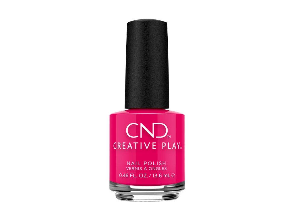 CND CND™ Creative Play™ LAK - MAGENTA POP (523) 0.46oz (13,6 ml)