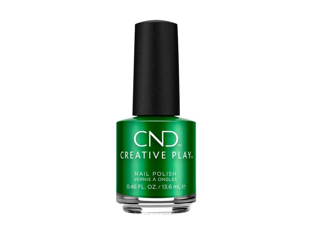 CND CND™ Creative Play™ LAK - GREEN SCREAM (524) 0.46oz (13,6 ml)