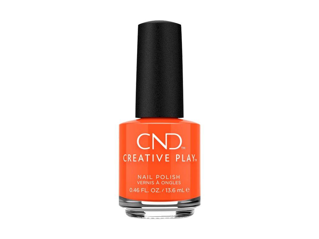 CND CND™ Creative Play™ LAK - ORANGE PULSE (526) 0.46oz (13,6 ml)
