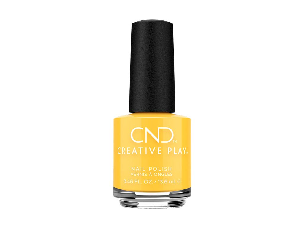 CND CND™ Creative Play™ LAK - VIVID DAISY (527) 0.46oz (13,6 ml)