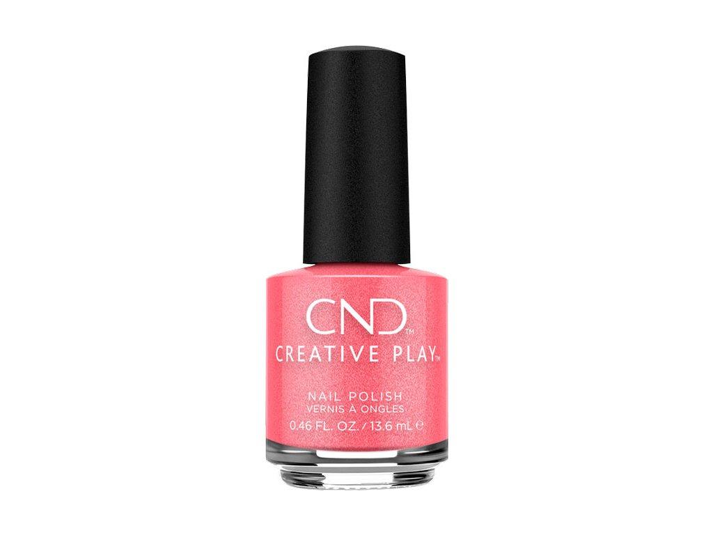 CND CND™ Creative Play™ LAK - PINK INTENSITY (528) 0.46oz (13,6 ml)