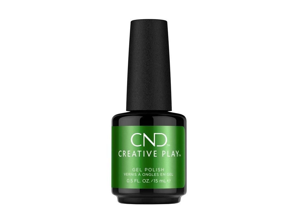 CND CND™ Creative Play™ SƠN-GEL - GREEN SCREAM (524) 0.5oz (15ml)