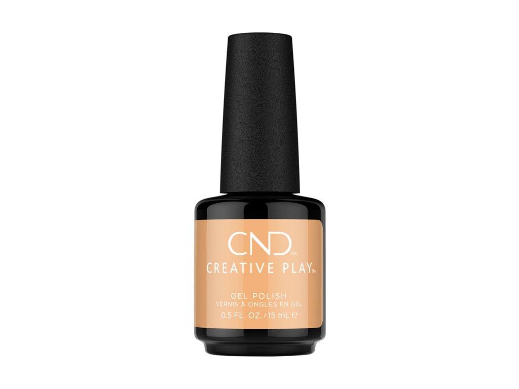 CND CND™ Creative Play™ SƠN-GEL - CLEMENTINE ANYTIME (461) 0.5oz (15ml)