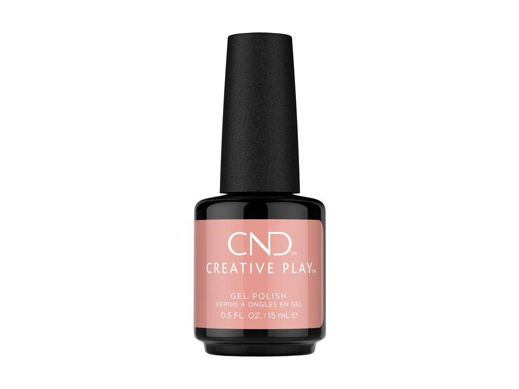 CND CND™ Creative Play™ SƠN-GEL- BLUSH ON U (406) 0.5oz (15ml)