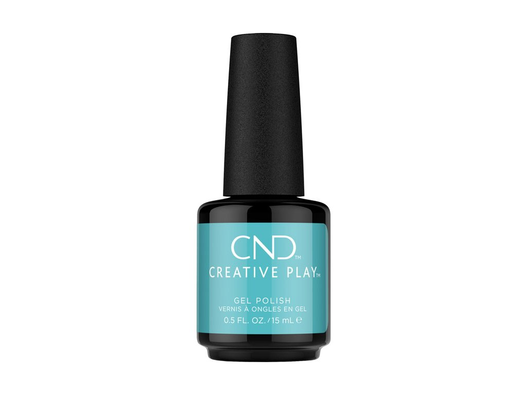 CND CND™ Creative Play™ SƠN-GEL - DROP ANCHOR (468) 0.5oz (15ml)