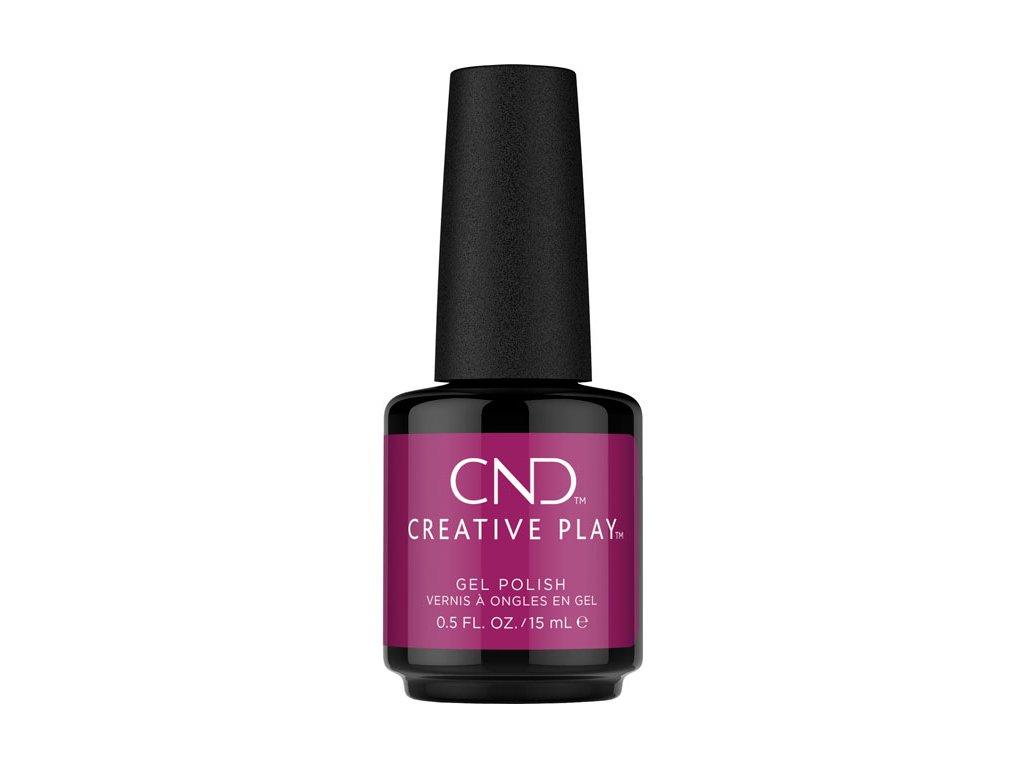 CND CND™ Creative Play™ SƠN-GEL - BERRIED SECRETS (467) 0.5oz (15ml)