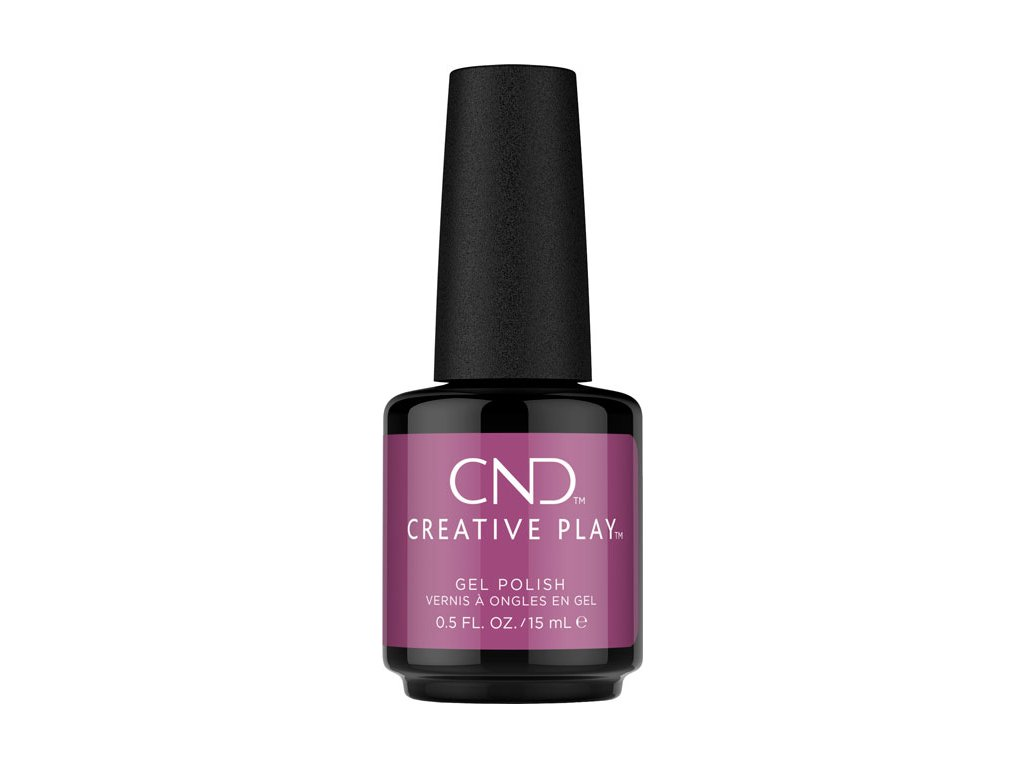CND CND™ Creative Play™ GELLAK - ORCHID YOU NOT (480) 0.5oz (15ml)