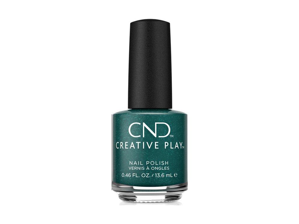 CND CND™ Creative Play™ - ENVIED GREEN (533) 0.46oz (13,6ml)