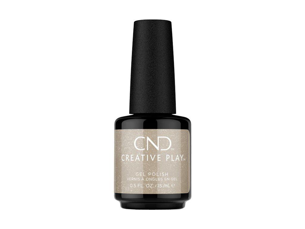 CND CND™ Creative Play™ GELLAK - TINSEL TOWN (529) 0.5oz (15ml)