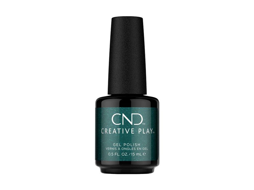 CND CND™ Creative Play™ SƠN-GEL - ENVIED GREEN (533) 0.5oz (15ml)