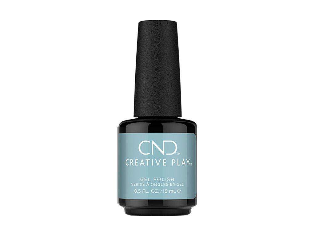 CND CND™ Creative Play™ SƠN-GEL - BLUE HORIZON (536) 0.5oz (15ml)
