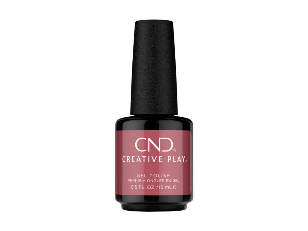 CND CND™ Creative Play™ SƠN-GEL - DRUMBEAT (538) 0.5oz (15ml)