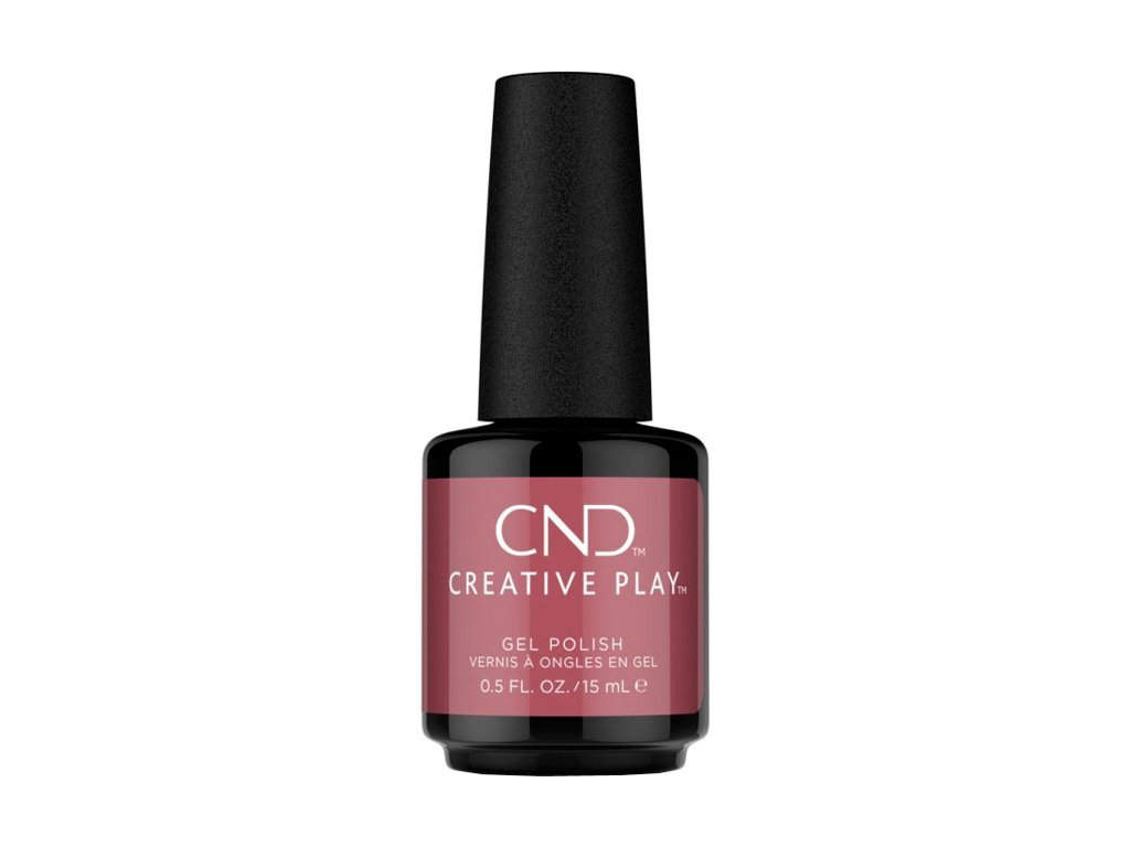 CND CND™ Creative Play™ SƠN-GEL - DRUMBEAT (538) 0.5oz (15ml)