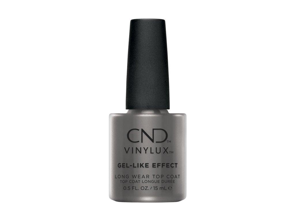 CND CND VINYLUX™ - GEL EFFECT TOP COAT - lớp phủ với hiệu ứng gel 0,5oz (15ml)
